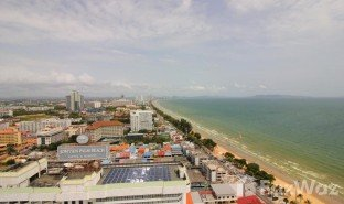 2 Bedrooms Penthouse for sale in Nong Prue, Pattaya Jomtien Plaza Condotel