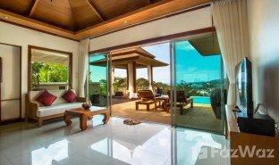 1 Bedroom Property for sale in Kamala, Phuket Villa Tantawan