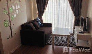 曼谷 辉煌 Lumpini Park Rama 9 - Ratchada 1 卧室 公寓 售