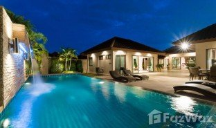 4 Bedrooms Villa for sale in Huai Yai, Pattaya Baan Balina 4