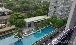 1 Schlafzimmer Immobilie zu verkaufen in Hua Mak, Bangkok D Condo Ramkhamhaeng 64