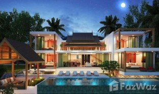 3 Bedrooms Villa for sale in Maret, Koh Samui Ariya Residences
