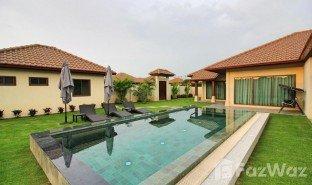 3 ห้องนอน บ้านเดี่ยว ขาย ใน ห้วยใหญ่, พัทยา Baan Balina 4