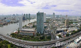 2 Schlafzimmern Immobilie zu verkaufen in Khlong Ton Sai, Bangkok The River by Raimond Land