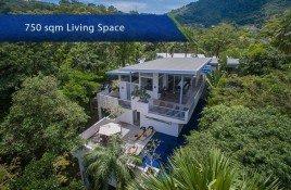 6 ห้องนอน บ้าน ขาย ใน กมลา, ภูเก็ต The Coolwater Villas